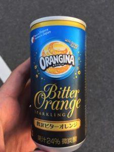 オランジーナ ビターオレンジ