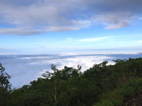 富士山 登山 5合目
