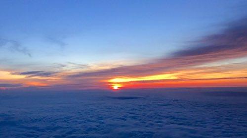 富士山登山 ご来光