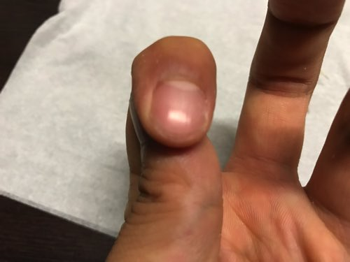 爪ヤスリ ガラス製でおすすめ