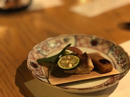 IZAMA(居様) 料理