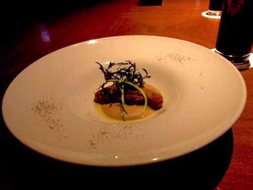マーカススクエア神戸 レストラン グリルテーブル