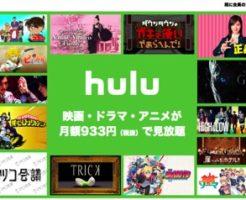 hulu 動画 ダウンロード